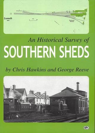 An Historical Survey Of Southern Sheds