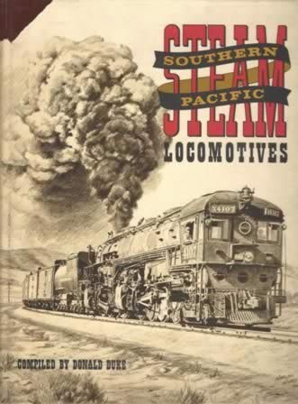 Southern Pacific Steam Lococmotives