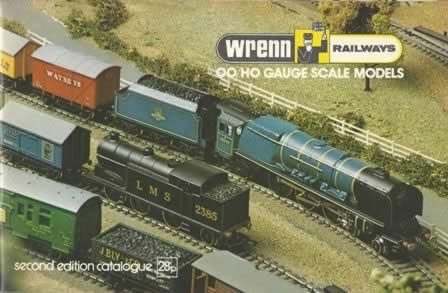 Wrenn Railways: OO/HO Gauge Scale Models Second Edition Catalogue