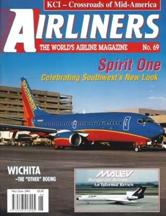 Airliners: The Worlds Airline Magazine