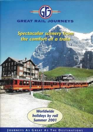 Great Rail Journeys: Spectacular Scenery From The Comfort Of A Train