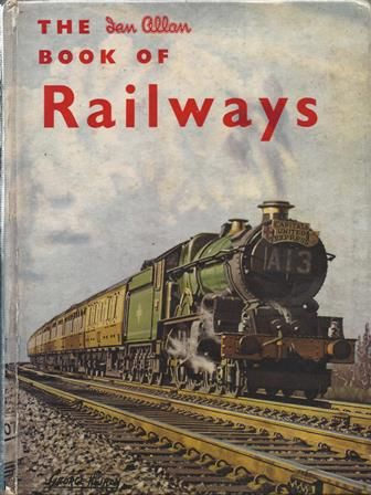 The Ian Allan Book Of Railways