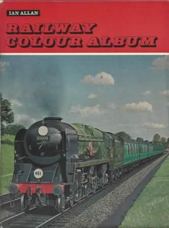 Ian Allan: Railway Colour Album