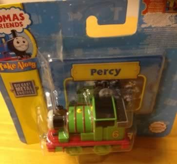Take Along Thomas & Friends: Percy the Green Engine