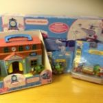 Thomas & Friends Take Along Playsets