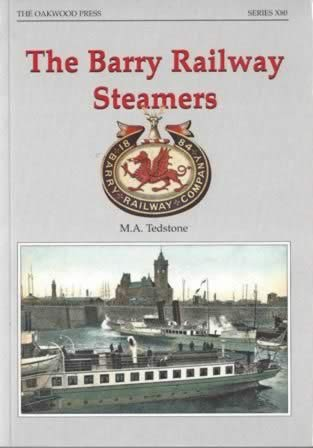 The Barry Railway Steamers - X80
