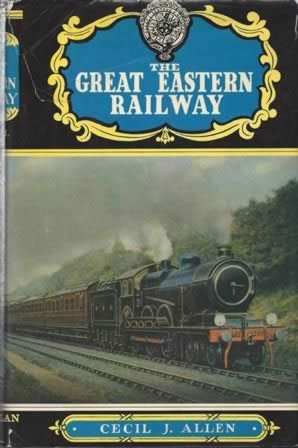 The Great Eastern Railway - Part One: A Selection Of Locomotive Drawings - Portfolio Series Volume Three