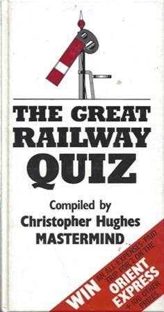 The Great Railway Quiz
