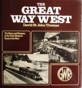 The Great Way West GWR