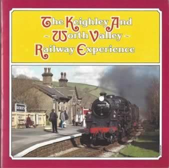 The Keighley And Worth Valley Railway Experience