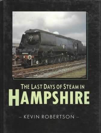The Last Day Of Steam In Hampshire