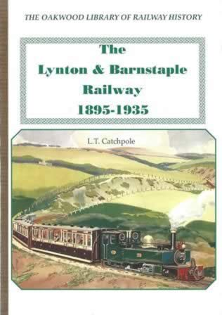 The Lynton & Barnstaple Railway 1895-1935 - OL51