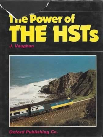The Power of the HSTs - Damaged Dust Cover