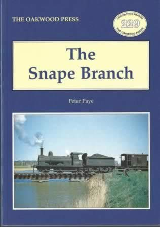 The Snape Branch - LP229