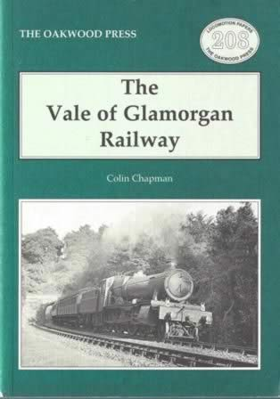 The Vale Of Glamorgan Railway - LP208