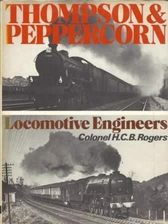 Thompson & Peppercorn-Locomotive Engineers