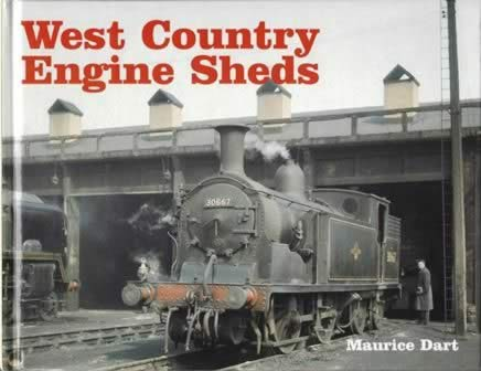 West Country Engine Sheds