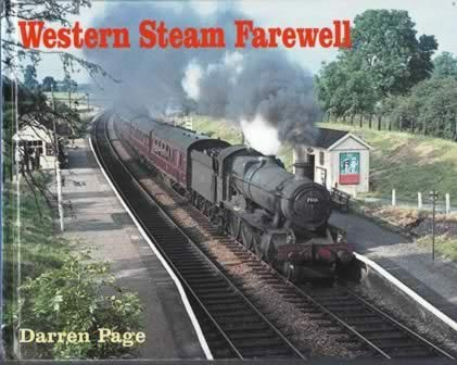 Western Steam Farewell